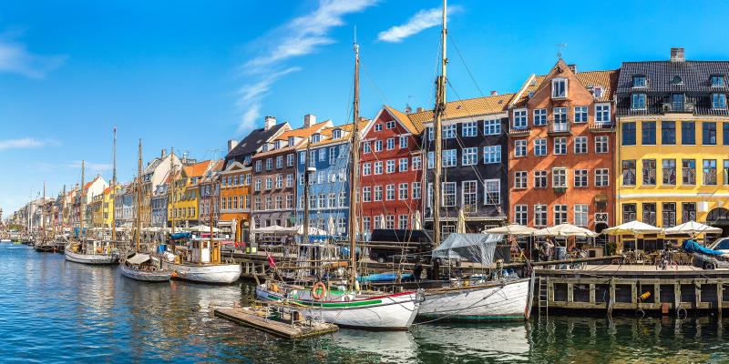 Báltico desde Copenhague, 9 Noches en Norwegian Escape